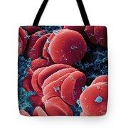 Human Red Blood Cells, Sem Tote Bag
