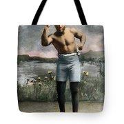 Jack Johnson, 1878-1946 Tote Bag
