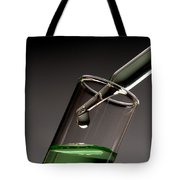 Scientific Experiment In Science Research Lab Tote Bag