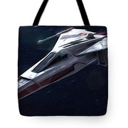 Star Wars Episode 3 Poster Tote Bag