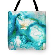 Untitled Tote Bag by Angelina Cornidez
