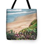Western Usa Pacific Coast In California Tote Bag