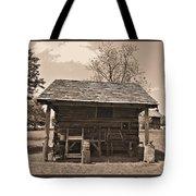 1800's Tool House Tote Bag