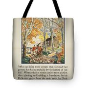 Public Domain Images Tote Bag