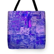 1848 Abstract Thought Tote Bag