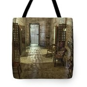 1859 Jail Tote Bag