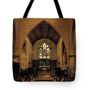 1865 - St. Jude's Church  - Interior Tote Bag