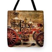 1870 Lafrance Tote Bag
