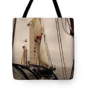 1871 In The Wind Tote Bag
