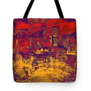 1872 Abstract Thought Tote Bag