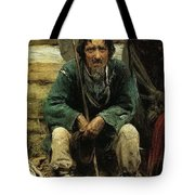 1876 Vasily Polenov Tote Bag