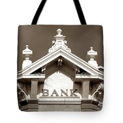 1880 Bank Tote Bag