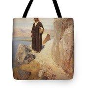 1890-1900- Vasily Polenov Tote Bag