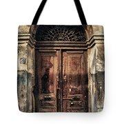 1891 Door Cyprus Tote Bag