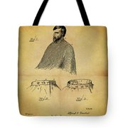 1897 Barber Apron Tote Bag