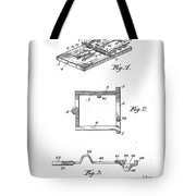 1898 Animal Mouse Trap Tote Bag