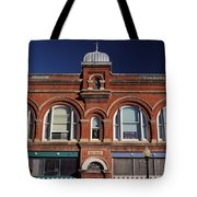 1898 Building Front Tote Bag