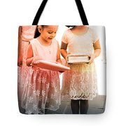 Ashley's Quinceanera Tote Bag