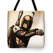 Collection Star Wars Art Tote Bag
