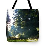 Great Landscape Tote Bag