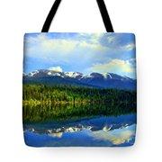 Images Landscape Tote Bag