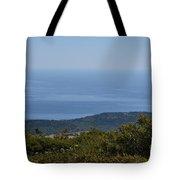 Mountain's View Tote Bag
