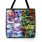 Software Abstract Tote Bag