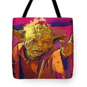 Star Wars At Art Tote Bag