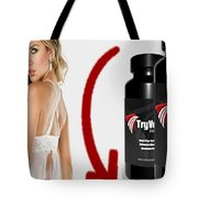 Tryvexan Tote Bag