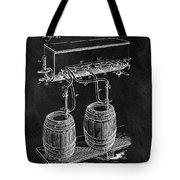 1900 Beer Cooler Tote Bag