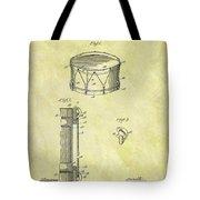 1905 Drum Patent Tote Bag