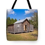 1905 Florida Wheeler Board And Batten House Tote Bag