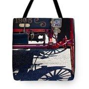 1905 Sears Motor Buggy Tote Bag