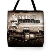 1906 White Model F Roi Des Belges Touring Rear Lamp -0058s Tote Bag