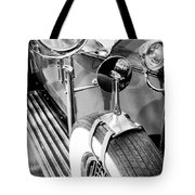 1907 Rr Silver Ghost - The 57 Millions Dollar Car Tote Bag
