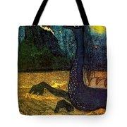 1907 Vasily Kandinsky Tote Bag