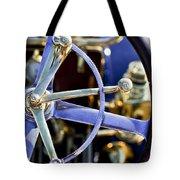 1910 Pope Hartford T Steering Wheel Tote Bag