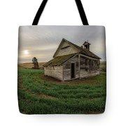 1910 Schoolhouse Tote Bag