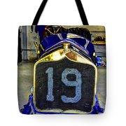 1911 National Speedway Roadster #19  Tote Bag
