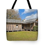 1912 Simmons Farm In Christmas Florida Tote Bag