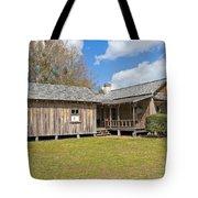 1912 Simmons Farm In Christmas Florida Tote Bag