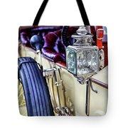 1913 Rolls Royce Silver Ghost Detail Tote Bag