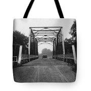 1915 Hudson Road Bridge Tote Bag