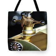 1917 Owen Magnetic M-25 Hood Ornament Tote Bag