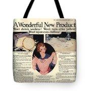 1917 Soap Ad  Tote Bag