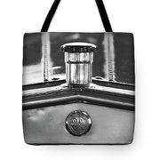 1917 Winton Six-33 Sport Touring Hood Ornament 2 Tote Bag