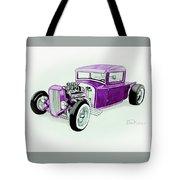 1920s Hotrod Pickup Tote Bag