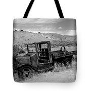 1920's International Truck Tote Bag