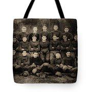 1921 Royal Cc Football Champions Tote Bag