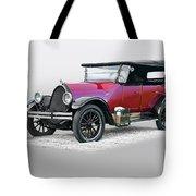 1922 Franklin Open Touring Sedan Tote Bag